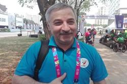 اشرفی: هدف اصلی ما المپیک است/باید مراقب ازبکستان و اندونزی باشیم