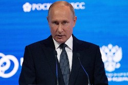 Putin says presence of US forces in Syria illegitimate