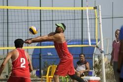 تیم والیبال بندر امیرآباد قهرمان جام «دریانوردان» در انزلی شد
