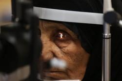 ویزیت رایگان چشم پزشکی به مناسبت روز جهانی بینایی