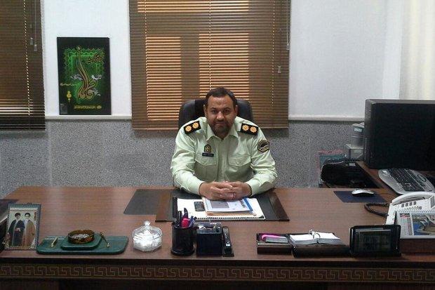 ۹۹۲ فقره تماس با فوریتهای پلیسی دامغان برقرار شد