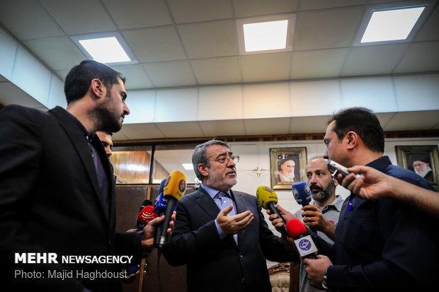 انعقاد أول جلسة للجنة للاعلام والدعاية الاقتصادية في وزارة الداخلية