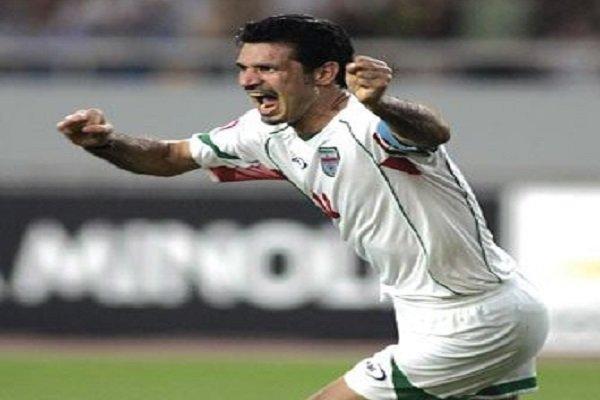 İranlı sporcu Asya futbol tarihinin en iyi forvert oyuncusu oldu