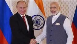 روس اور بھارت کے درمیان 20 معاہدوں کا امکان