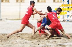 Beach Kabaddi