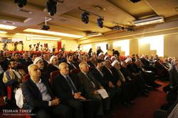 وفود إيرانية وروسية وعراقية  تشارك في احتفالية مجلة مرايا الدولية
