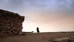 """""""The Rock"""" by Iranian filmmaker Hamid Jafari."""