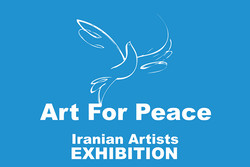 A poster for the Art for Peace Festival.