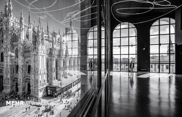 فینالیست های مسابقه عکاسی معماری 2018