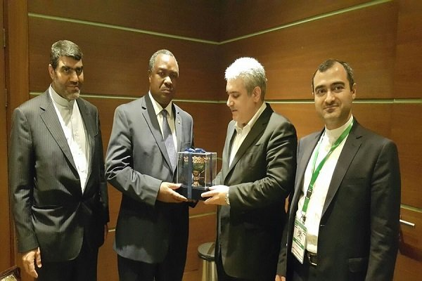 Tehran, Kampala eye increased sci-tech coop.