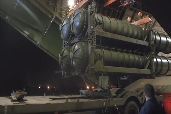 اوکراین اطلاعات اس ۳۰۰ سوریه رادر اختیار امریکا واسراییل قرار داد