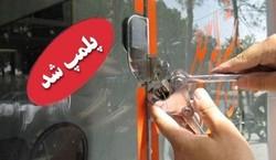 یک واحد صنعتی تولید الویه و فلافل فاسد در یزد پلمب شد