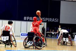 همایونپور: بسکتبال با ویلچر بانوان قطعا به دور بعد صعود میکند