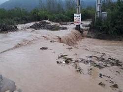 راه ارتباطی دهها روستا در کهگیلویه و بویراحمد قطع شده است