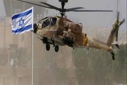 حمله بالگرد صهیونیستها به شمال نوارغزه