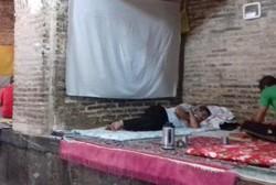 مکان گرمخانه کارتن خواب های اصفهان مدعی جدید پیدا کرد