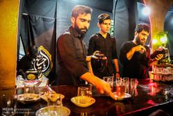 برپایی موکب توسط دانشگاه های استان خوزستان در مرز