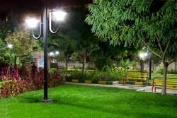 دانشگاه فردوسی به چراغهای روشنایی خورشیدی مجهز شد