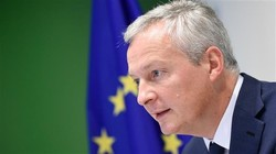 France's Finance Minister Bruno Le Maire