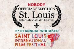 حضور «هیچکس» در جشنواره «سن لوییز» آمریکا