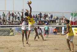 ثبت نام ۳۵ تیم برای شرکت در تور جهانی والیبال ساحلی بندرترکمن
