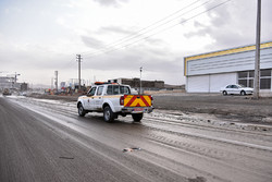تمهیدات لازم برای بارش باران طی ایام اربعین در استان ایلام
