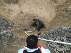 ۲ کشته و یک زخمی حاصل انفجار حین حفاری غیرمجاز در دماوند