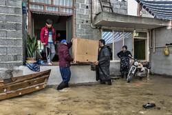 آبرسانی به۷۰روستای گیلان مختل شده است/تخریب راههامانع امدادرسانی