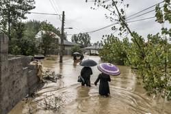مشکل قطعی برق در روستاهای سیلزده مازندران برطرف شد