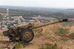 معارضان سوریه تسلیحات سنگین خود را از منطقه حائل خارج می کنند