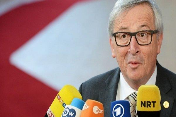 EU's Juncker defends Iran nuclear deal despite US sanctions