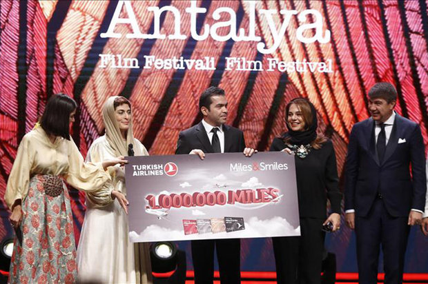 '3 Faces' wins Best Film at 55th Antalya Filmfest.
