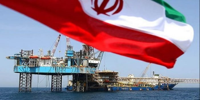 Oil prices rise as Iranian crude exports fall