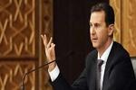 بشار اسد دعوت سفر به کریمه را پذیرفت