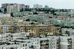 انفجار در یک آسمانخراش در پایتخت مولداوی/۲تن کشته و۶ تن زخمی شدند