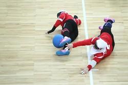 تیم ملی گلبال بانوان به مدال برنز رسید