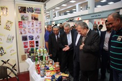Iran private sector at Trade Exhibition for Rebuilding Syria