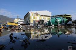 زلزال بقوة 6.5 درجة يضرب جزر تانيمبار فى إندونيسيا