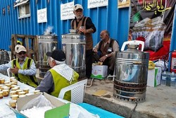 ارسال محموله های مختلف غذایی از شهرهای خراسان رضوی به عراق