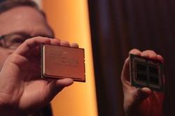 ای ام دی پردازنده های ۱۲ و ۲۴ هسته ای عرضه می کند