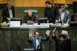 Parl. session on Iran's accession to CFT