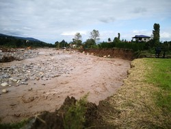 بارندگی شدید ۱۲ میلیارد ریال به بخش کشاورزی گلوگاه آسیب زد