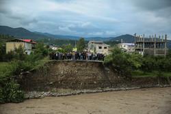 خسارت سیل به ۲۶۵۰ واحد مسکونی در مازندران