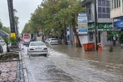 آبگرفتگی ۶۰۰ واحد مسکونی براثر بارندگی روزهای گذشته در گیلان