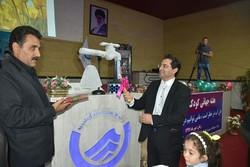 ارائه آموزشهای فرهنگسازی مصرف آب در مهدهای کودک کرمانشاه
