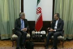 Iranian, Swedish diplomats discuss Yemen crisis