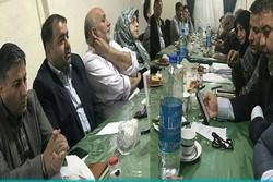 نشست اعضای شورای هماهنگی جبهه اصلاحات با اعضای شورای شهر تهران برگزار شد