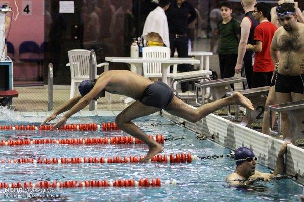 Iranian para-swimmer breaks Iran's record in Asian Para Games