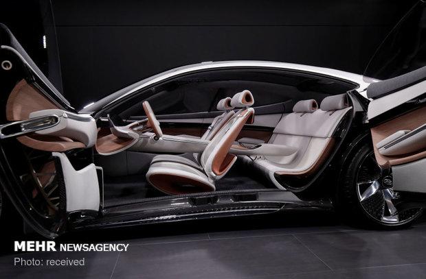نگاهی به نمایشگاه خودروی پاریس