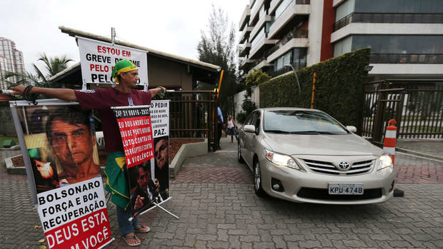 اللبناني الأصل فرناندو حداد قد يخلف لبنانيا في رئاسة البرازيل